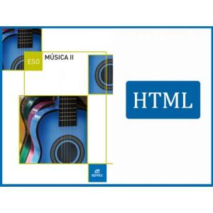 Música II ESO (HTML)