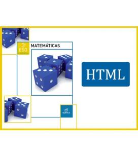 Matemáticas 3º ESO Académicas (HTML)