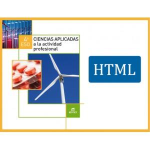 Ciencias aplicadas a la actividad profesional 4º ESO (HTML)