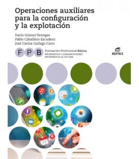 FPB Operaciones auxiliares para la configuración y la explotación