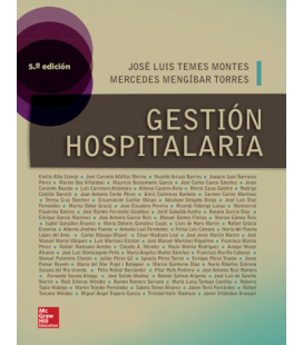 Gestión Hospitalaria, 5º Ed.