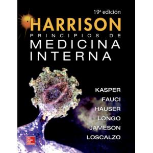 Harrison. Principios de medicina interna 19 Ed. Español