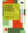 Diseños en la moderna investigación universitaria
