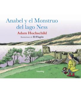 Anabel y el Monstruo del lago Ness