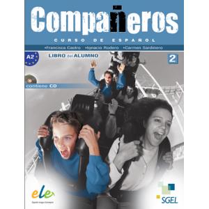Compañeros 2 - Libro y cuaderno (A2)