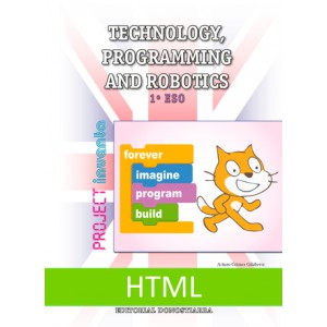 Technology 1º ESO - Proyecto INVENTA (HTML)