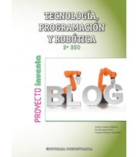 Tecnología, Programación y Robótica 2º ESO – Proyecto INVENTA
