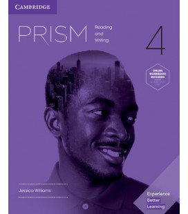 Prism Reading and Writing Level 4