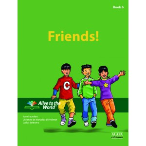 Friends! Student Book 6