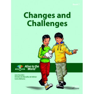 Changes and Challenges. Student Book 7