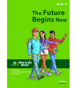 The Future Begins Now Student Book 11