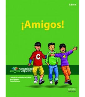 ¡Amigos! Libro 6.