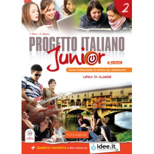 Progetto Junior 2 - Libro dello studente