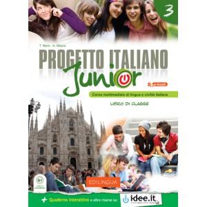 Progetto Junior 3 - Libro dello studente