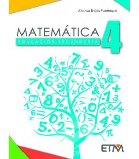 Matemática Secundaria 4