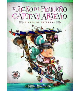El sueño del pequeño capitán Arsenio (Fixed Layout)