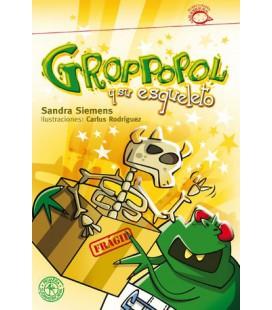 Groppopol y su esqueleto