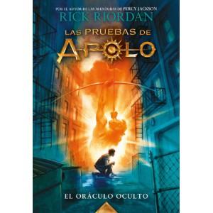 El oráculo oculto (Las pruebas de Apolo 1)