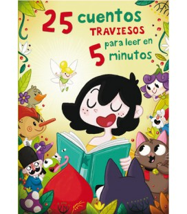 25 cuentos traviesos para leer en 5 minutos