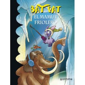 El mamut friolero (Serie Bat Pat 7)