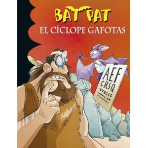 El cíclope gafotas (Serie Bat Pat 29)
