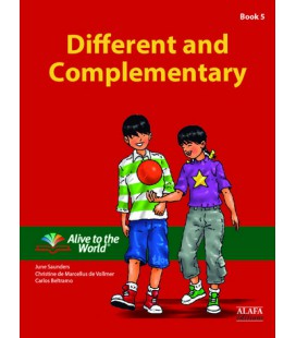 Different and Complementary. Student Book 5