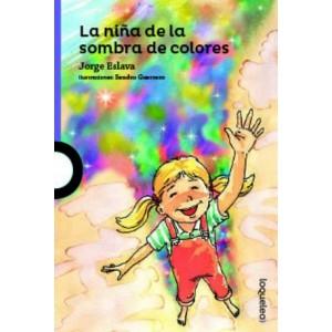LA NIÑA DE LA SOMBRA DE COLORES