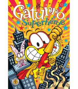 Gaturro 10. Gaturro Superhéroe (Fixed Layout)