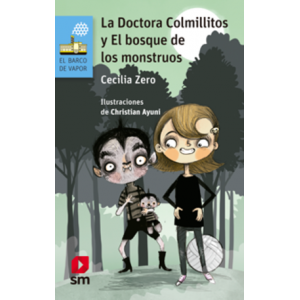 La Doctora Colmillitos y El bosque de los monstruos 204348