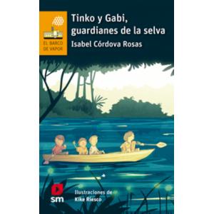 Tinko y Gaby guardianes de la selva 204344