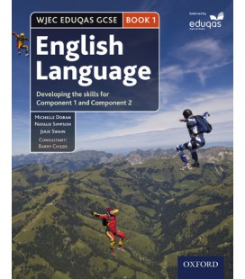 English Language - Developing skills for Component 1 and Component 2