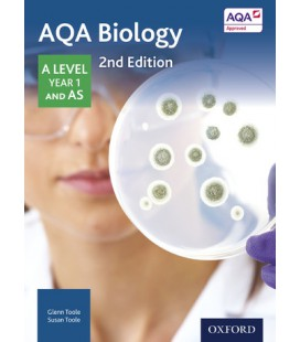 AQA Biology: A Level Year 1 and AS
