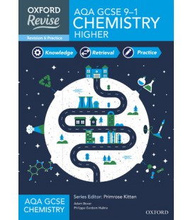 AQA GCSE 9-1 Chemistry Higher