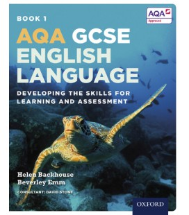AQA GCSE English language - Developing the skills for learning and assessment