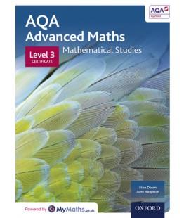 AQA Advanced Maths - Level 3 Certificate