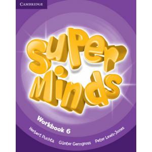 ePDF Super Minds 6 Workbook