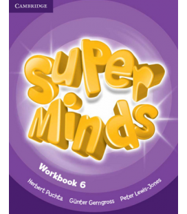 ePDF Super Minds 6 Workbook