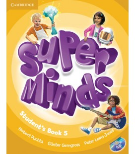 ePDF Super Minds 5 Student's Book