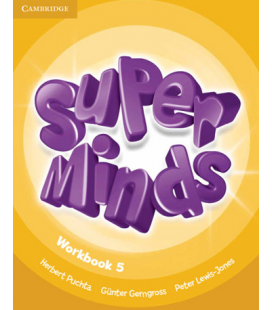 ePDF Super Minds 5 Workbook