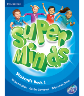 ePDF Super Minds 1 Student's Book