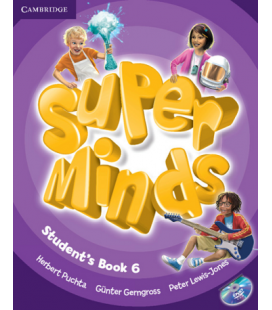 ePDF Super Minds 6 Student's Book