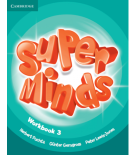 ePDF Super Minds 3 Workbook