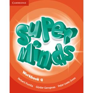 ePDF Super Minds 4 Workbook