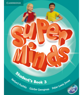 ePDF Super Minds 3 Student's Book