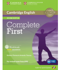 ePDF Complete First 2nd ESS Workbook (Enhanced PDF)