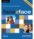 ePDF face2face Pre-intermediate Workbook