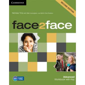 ePDF face2face Advanced Workbook