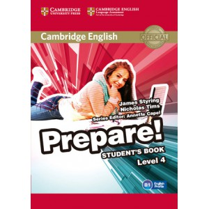 Prepare 4 Student's Book (Enhanced PDF)