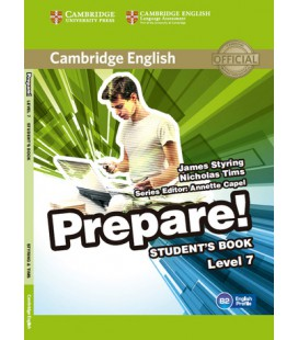 Prepare 7 Student's Book (Enhanced PDF)