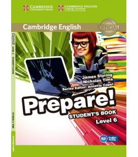 Prepare 6 Student's Book (Enhanced PDF)